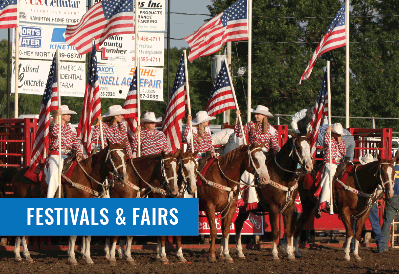 Central Iowa Tourism Region | Festivals