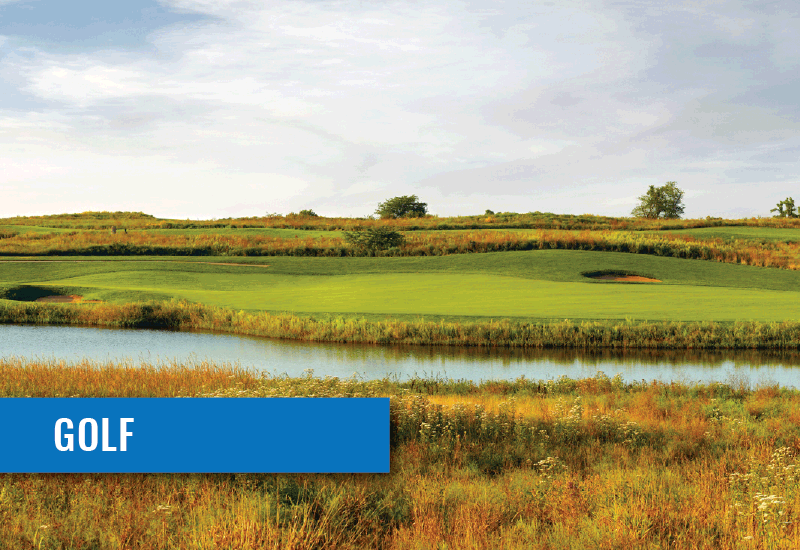 Central Iowa Tourism Region | Golf