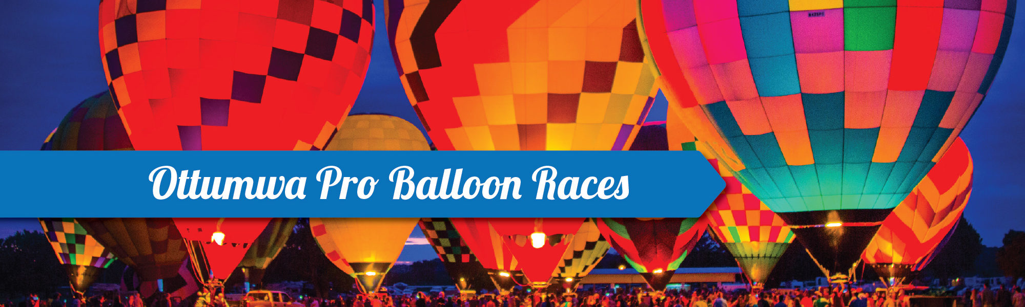 Central Iowa Tourism Region | Ottumwa Pro Balloon Races