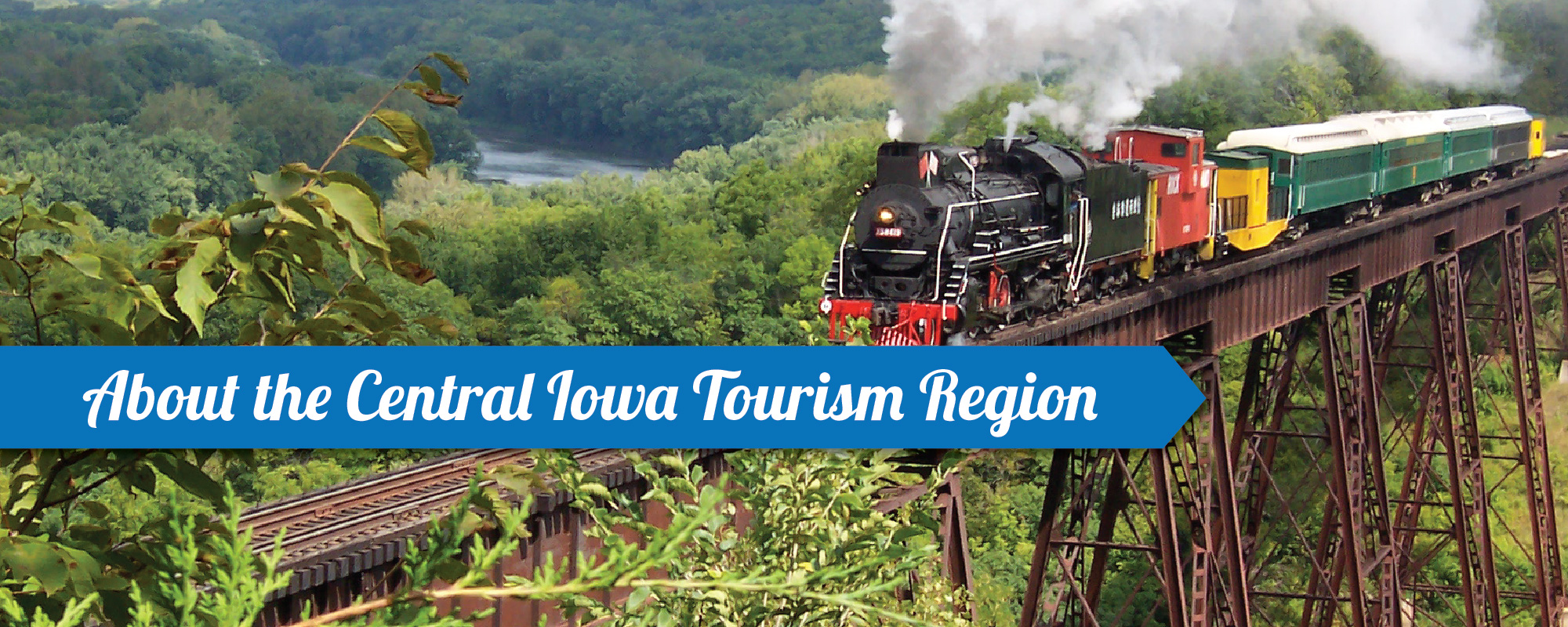 Central Iowa Tourism Region | About the Central Iowa Tourism Region