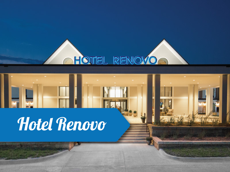 Central Iowa Tourism Region | Hotel Renovo