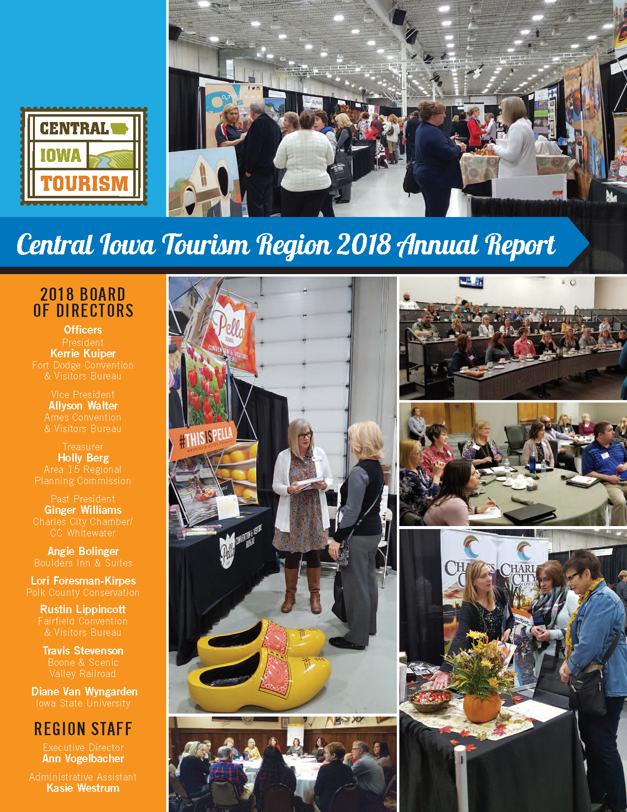 Central Iowa Tourism Region | 2017 Annual Report