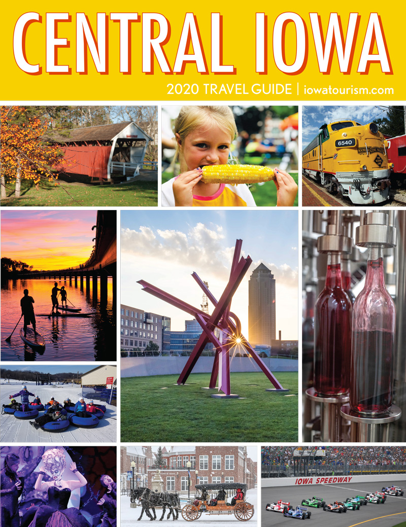 Central Iowa Tourism Region | 2020 Travel Guide
